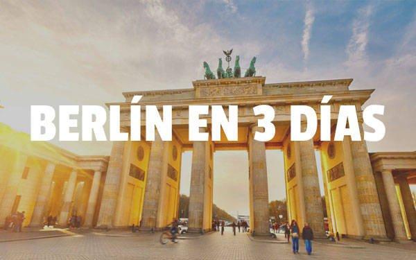 Berlin en 3 dias