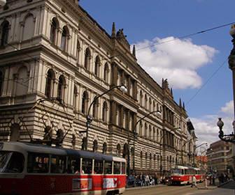 Calle Narodni Trida