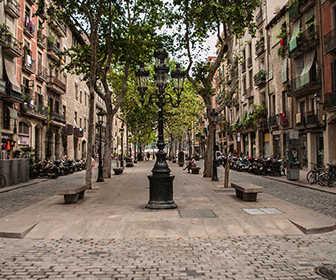 Barrio born Barcelona