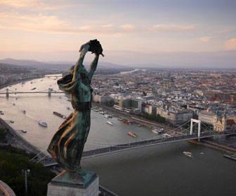 Budapest Estatua de la libertad