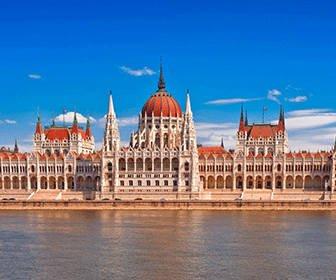 Edificio del Parlamento Budapest