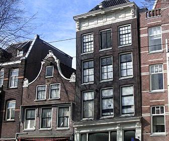 La casa de Anna Frank