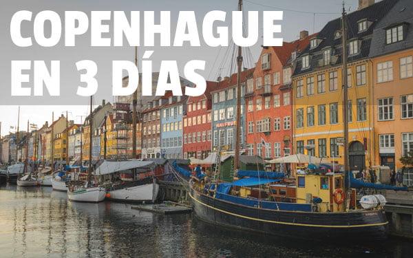 Copenhague en 3 días