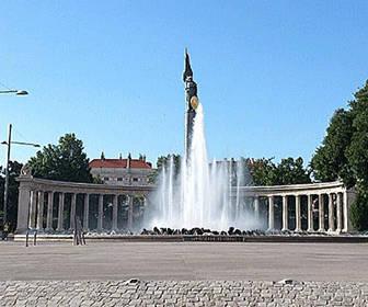 Hochstrahlbrunnen Viena