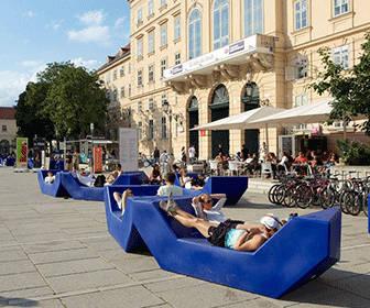 Barrio de los museos Viena