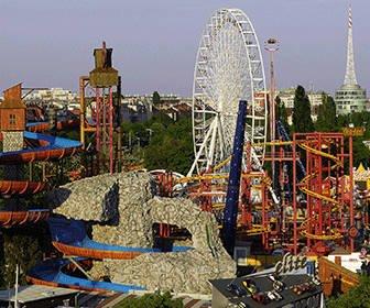 Parque de atracciones Prater