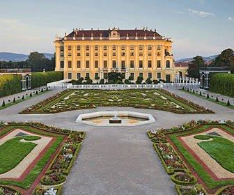 Schönbrunn-palacio