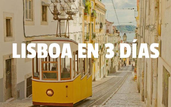 Lisboa en tres dias