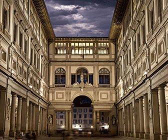 Guia de florencia en 3 dias Galeria Uffizi