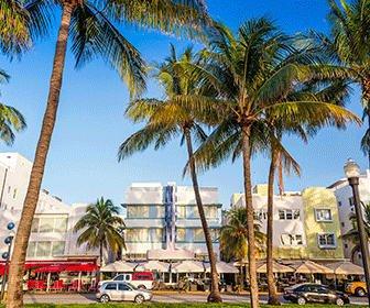 Miami en 3 dias Ocean Drive