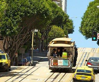 Tranvia Que ver en San Francisco en 3 dias