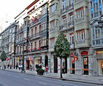 Calle Uria Oviedo