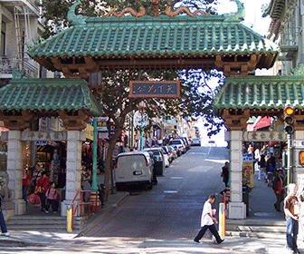 China Town San Francisco 3 dias