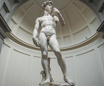 Guia de florencia en 3 dias David de Michelangelo