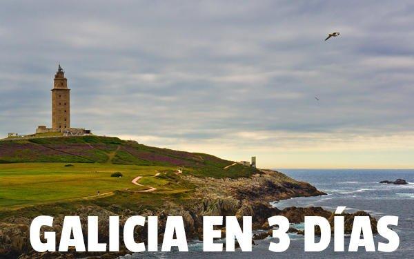 galicia en 3 dias