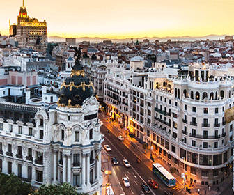 Gran via madrid en 3 dias