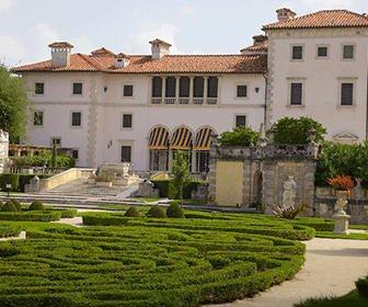 Miami en 3 dias que ver Jardines Vizcaya
