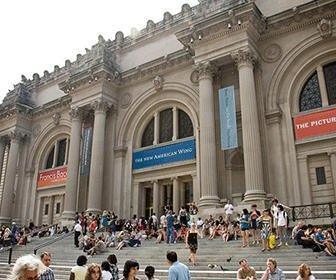 Itinerario Nueva York en 3 dias MET