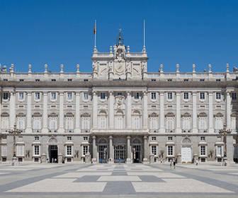 Madrid en 3 dias Palacio real