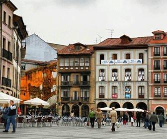 Plaza España Avilés