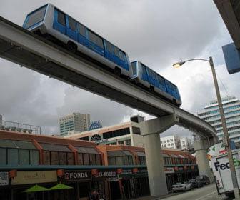 Miami en 3 dias skytrain