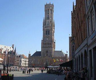 Bruselas y Brujas