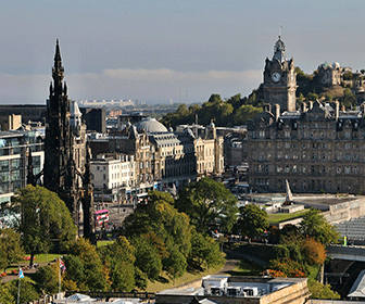 Ruta Edimburgo 3 dias