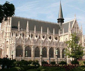 Notre Dame Bruselas