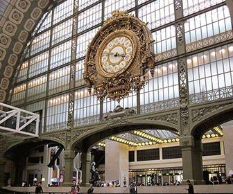 Itinerario paris en 3 dias