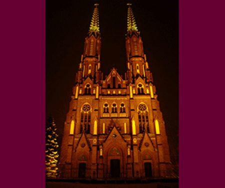 Catedral Varsovia