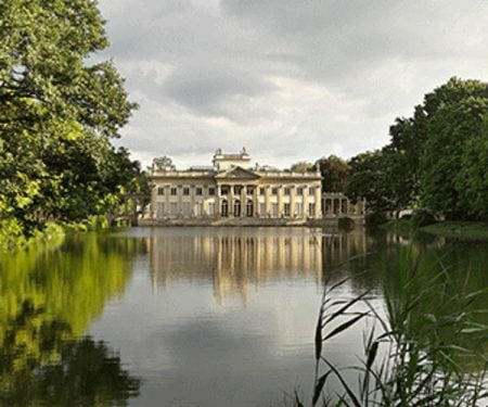 Palacio Łazienki