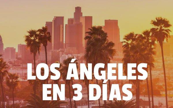 Los Ángeles en 3 dias