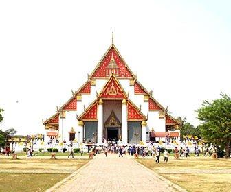 tres dias en bangkok