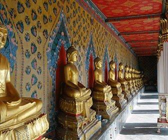 Gran palacio de Bangkok ver