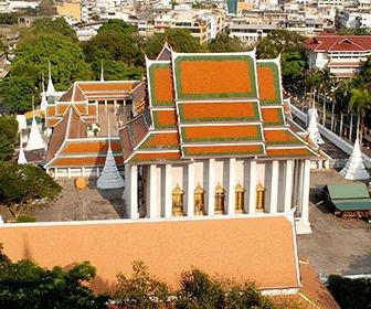 ruta de bangkok