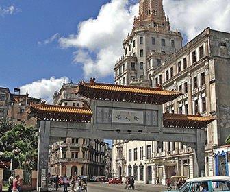 Habana barrio chino