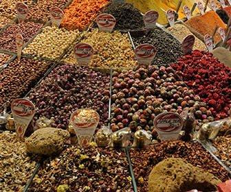 bazar en Estambul