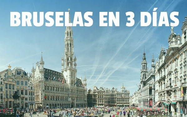 Bruselas en 3 días