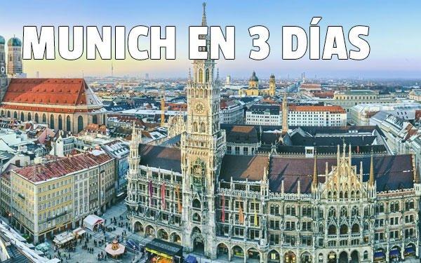 Munich en tres dias