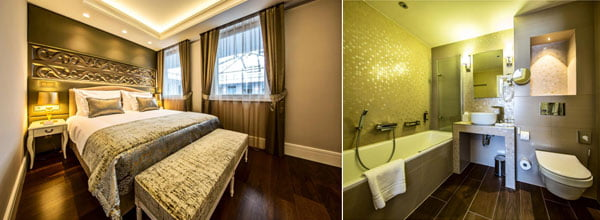 Mejores hoteles de Budapest