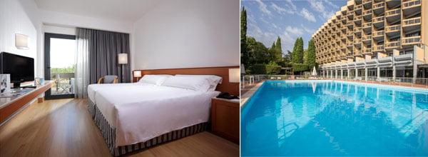 Mejores hoteles de roma