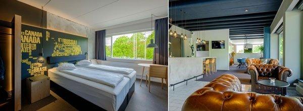 Hoteles Baratos en Copenhague