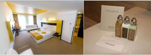 Hoteles en Praga - Grandior