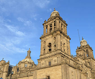 Catedral metropolitana de MEXICO DF