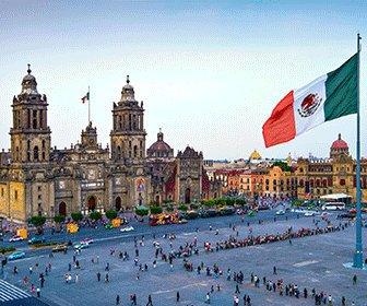 Zócalo México DF