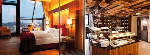 Mejores hoteles de Viena Flemming