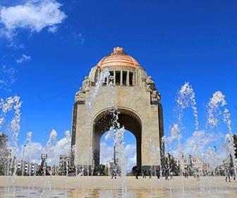 Monumento a la revolucion mexicana