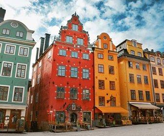 Gamla Stan Estocolmo Centro ciudad