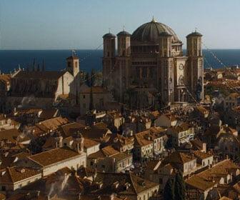 Tour de Juego de Tronos en Dubrovnik