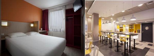 Hotel Varsovia buena relacion calidad precio